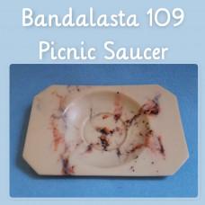 109 picnic saucer