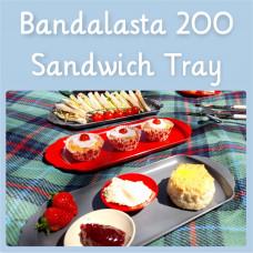 200 Sandwich Tray