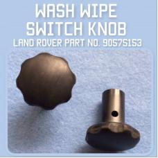 Wash Wiper Knob 90575153