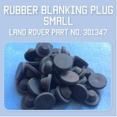 Rubber Blanking Plug Small - 301347