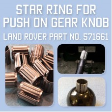 Gear Knob Star Ring 571661