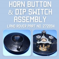 Top Cover 272094 Assembled Horn Button Dip Switch