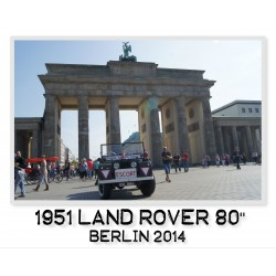 Land Rover Series one 80""