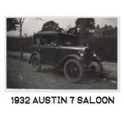 Austin 7 Saloon