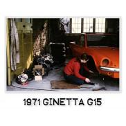 Ginetta G15