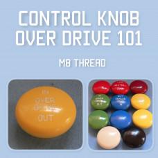 Control Knob Over Drive M8