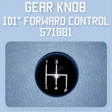 Gear Knob 571881 forward control 101
