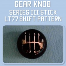 """Gear Knob LT77 1 3/4"""" dia"""