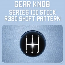 "Gear Knob R380 1 3/4"" dia"