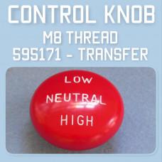 Control Knob 101 Transfer Box - 595171