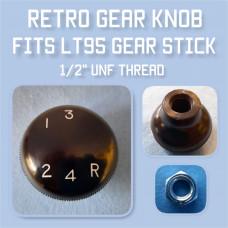 Gear Knob LT95 retro