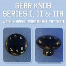 Gear Knob R380