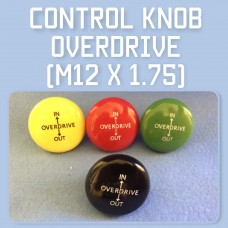 Control Knob Over Drive M12