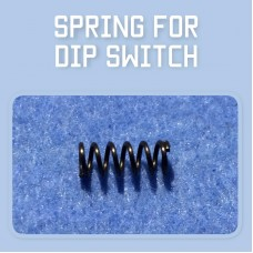 Dip Switch Spring