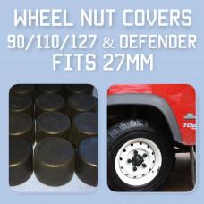 Wheel Nut Covers Defender