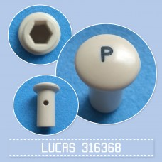 Pull Switch Knob P 316368 cream