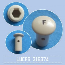 Switch Knob 316374 F cream