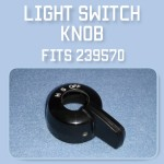 Light Switch Knob 239570