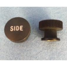 Switch Knob SIDE 316249 black