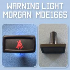 Warning Light Seat Belt - Mde1665